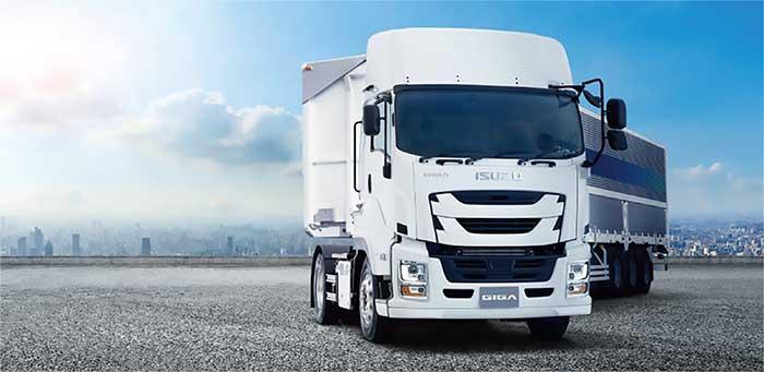 機能が進化した「ギガ トラクタ」…ザ・トラック