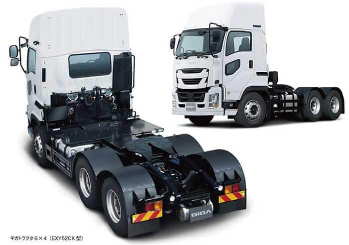 ギガトラクタ6×4…ザ・トラック