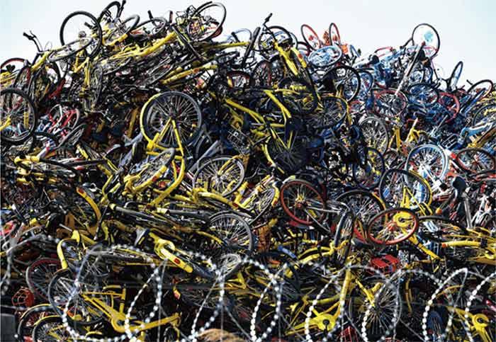 バイクシェアに復活の兆しあり